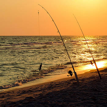 Gone fishing by Robert Hainer