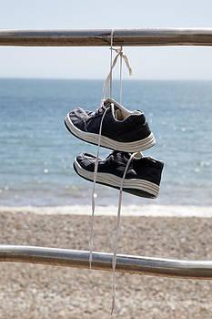 Gone to the Beach by Gillian Dernie