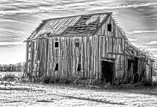 Randall Branham - Good Bones Lynchburg Barn