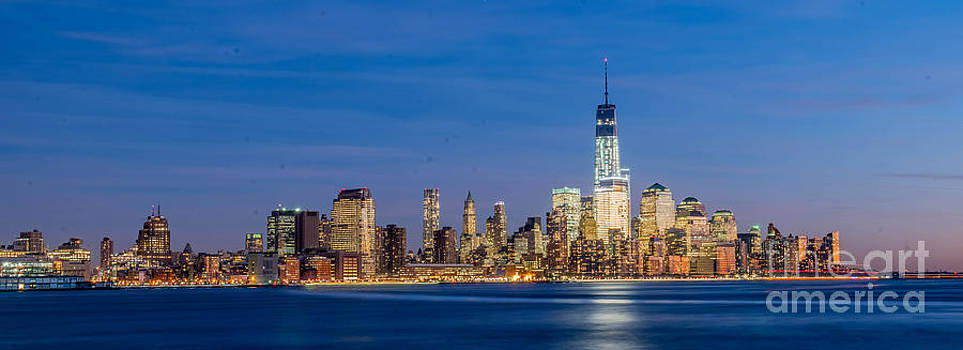 Good Evening New York by Stacey Granger