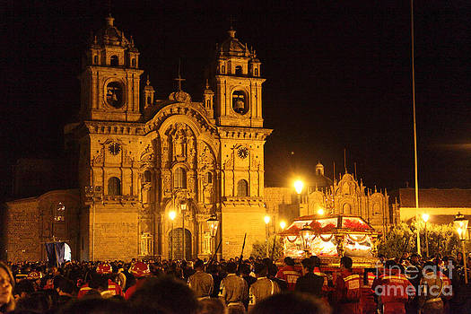 James Brunker - Good Friday in Cusco