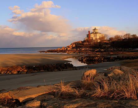 Good Harbor Beach by Elaine Somers
