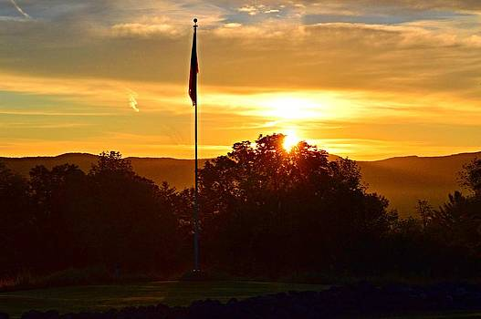 Good Morning America by Sharon L Stacy
