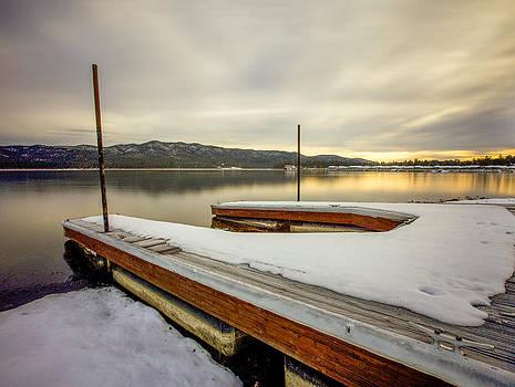Good Morning Big Bear Lake by Robert  Aycock