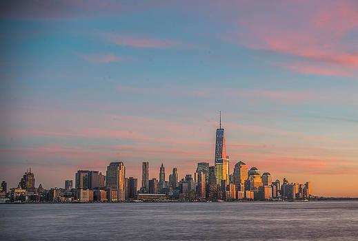 Good Morning from Hoboken by Stacey Granger