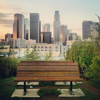 Good Morning #losangeles! #dtla by Andres Cruz