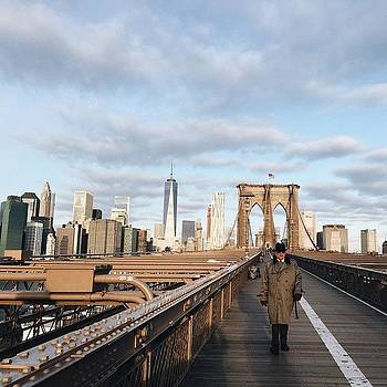 Good Morning Ny! #vscocam by Lawrence  Hermida