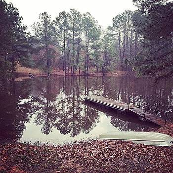 Good Morning Pond! by Jeff Madlock