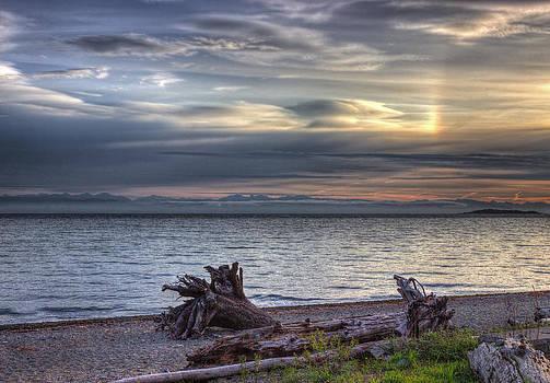 Randy Hall - San Pareil Sunrise