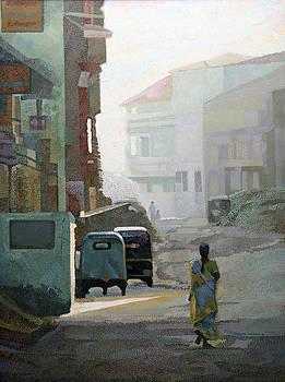 Good Morning by Sangeeta Takalkar