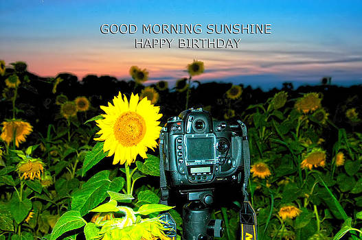 Randall Branham - good morning sunshine happy birthday
