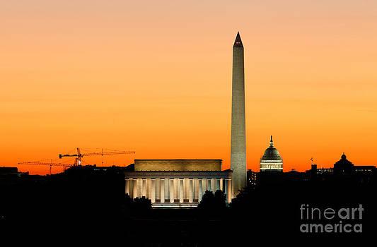 Good Morning Washington by Paul Frederiksen