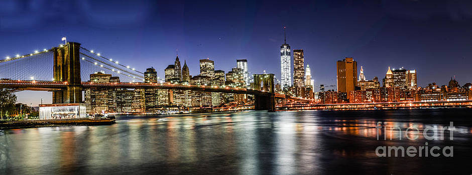 Good Night New York by Stacey Granger