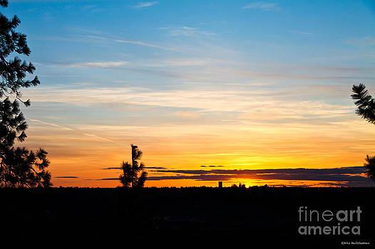 Good Night Spokane by Chris Heitstuman