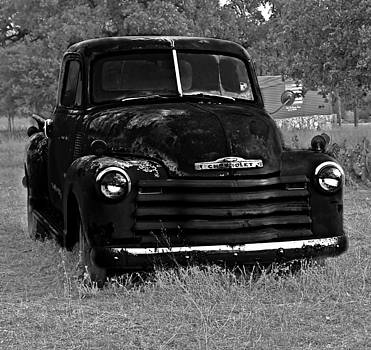 Good Ole Chevy by Renee Oglesbee