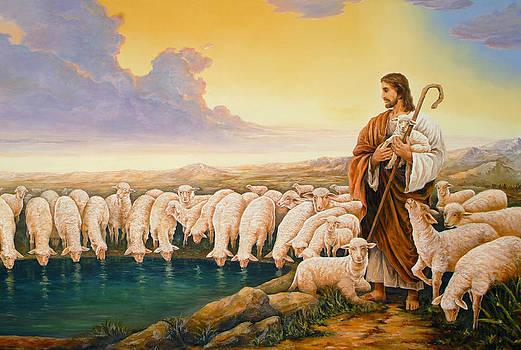 Good Shepherd by Bryan Ahn