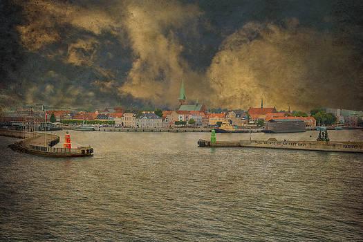 Goodbye Denmark by Angela A Stanton