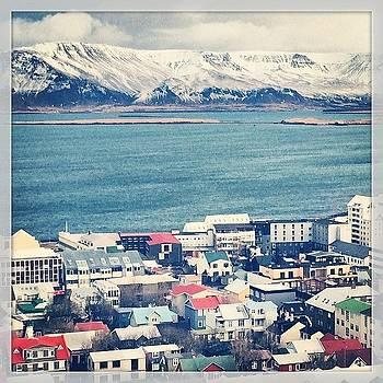Goodbye, Iceland by A R