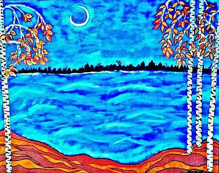 Goodnight Birch by Tammy Cote