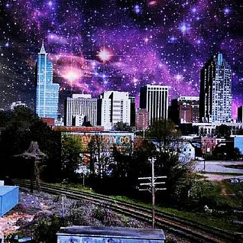 Goodnight Raleigh  by Clay Pritchard