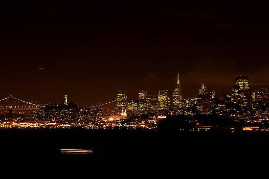Goodnight San Francisco by Lisa Chorny