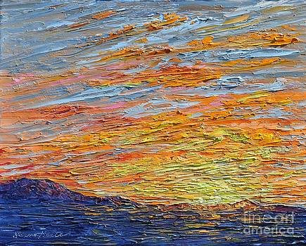 Goodnight Sun by Sloane Keats