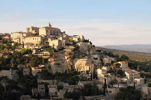 Alex Sukonkin - Gordes small town in Provence