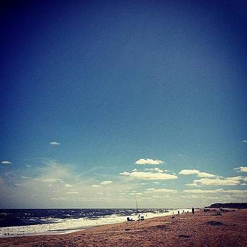 Cape Henlopen  by Cheryl Fallon
