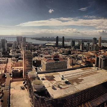 Gorgeous Day In San Diego by Michael Sitzman