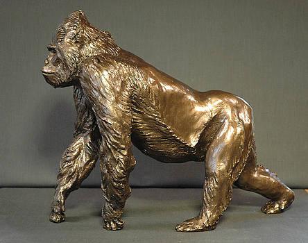 Gorilla by Gary Wind