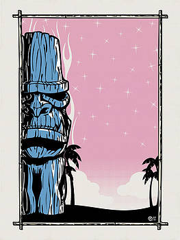 Gorilla Tiki by O Foley