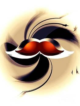 Got Mustache by Daryl Macintyre