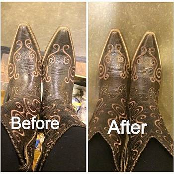 Got My #boots Shined! Trust Me It's A by Ava Barbin-king