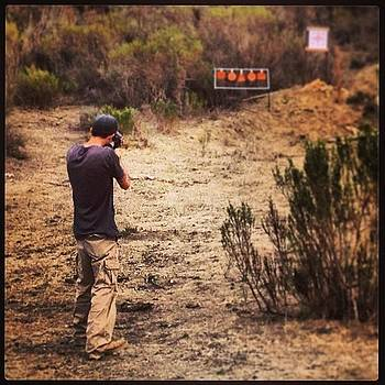 Got To Go Out Shooting. #lifeattheranch by Tristan Thames
