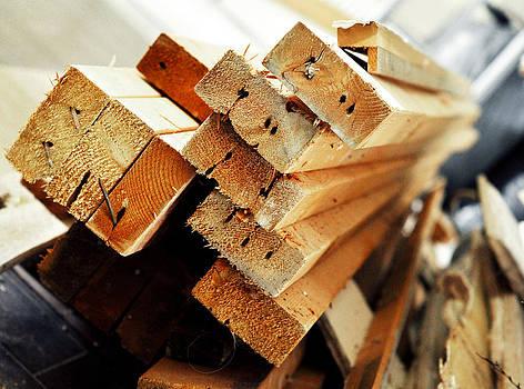 Rebecca Brittain - Got Wood Lumber Stack