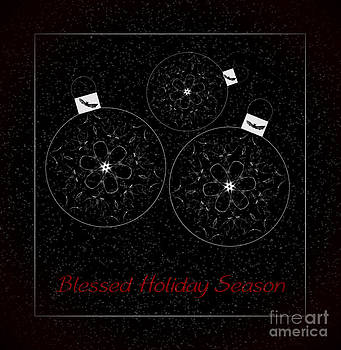 Goth Holiday Season by Eva Thomas