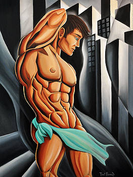 Gotham Breeze by Tony Franza
