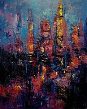 Gotham by R W Goetting