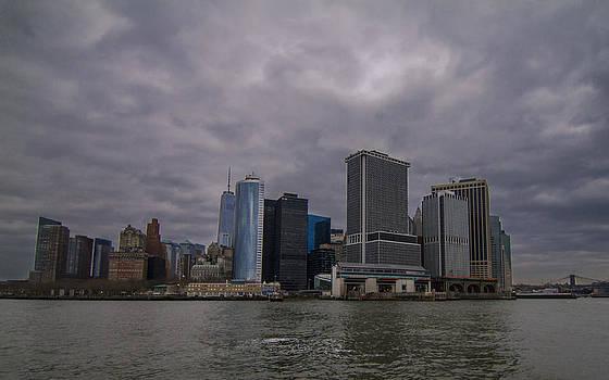 Gotham sky by Cameron McManus