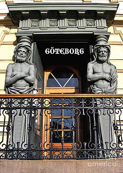 Gotheburg Portal by Leif Sodergren