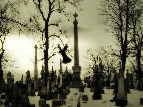 Gothicrow Images - Gothic Bliss On A Dark Winter Day