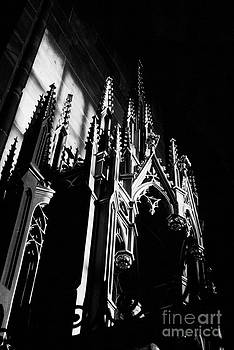 Gothic Cathedral by Amy Bynum