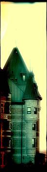 Laura Carter - Gothic Church Tower Photograph