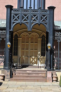 Jeffrey Randolph - Gothic Door