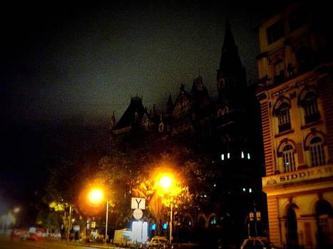 Gothic Skyline by Salman Ravish
