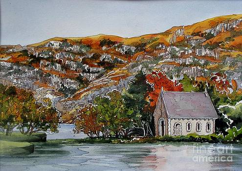 Gougane-Barra by Nancy Newman