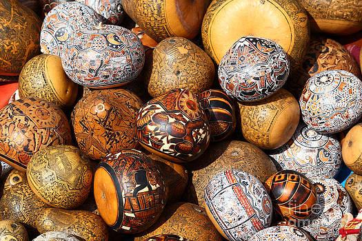 James Brunker - Gourds Galore