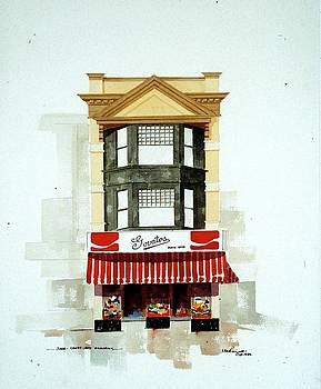 Govatos' Candy Store by William Renzulli