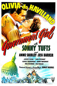 Government Girl, Us Poster, Top by Everett