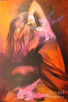 Grace  of fire by Dana Kern